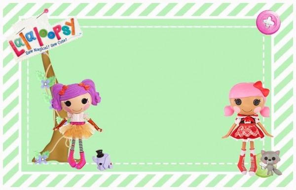 Kit De Aniversário Infantil  Lalaloopsy