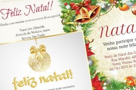 Dicas De Como Fazer Um Convite Para Sua Ceia De Natal