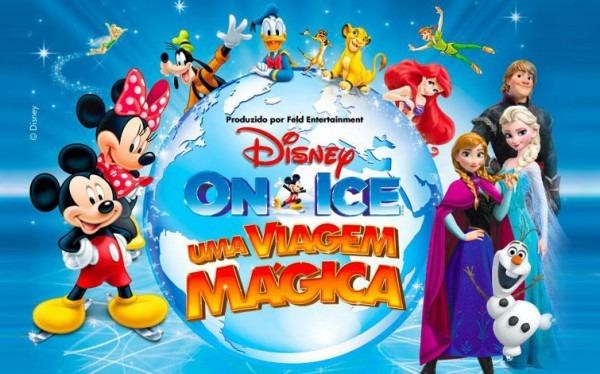 Disney On Ice Uma Viagem MÁgica