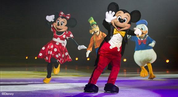 Promoção Nos Ingressos Para Disney On Ice