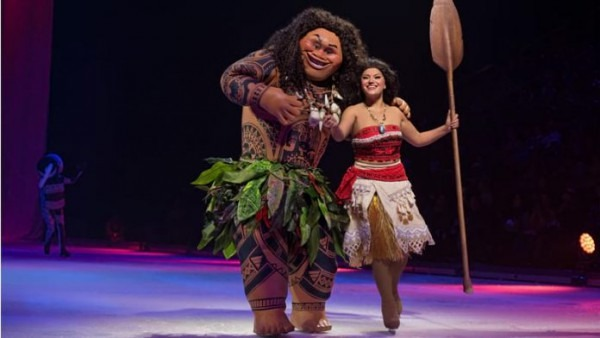 Passatempo  Ganhe Convites Duplos Para O Espetáculo  Disney On Ice