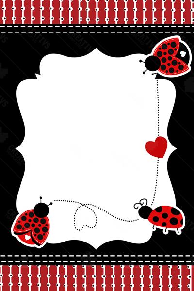 Pin By Argi De Baragan On Lady Bug Party Ideas With A Twist