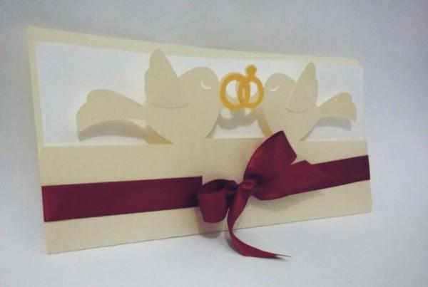 Envelope Para Convite De Casamento No Elo7
