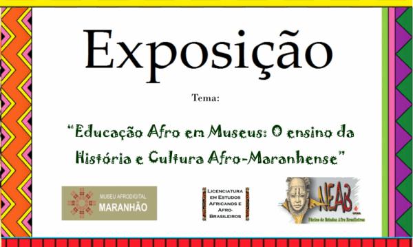 Convite] Exposição Durante A Ii Semana Dos Estudos Africanos E
