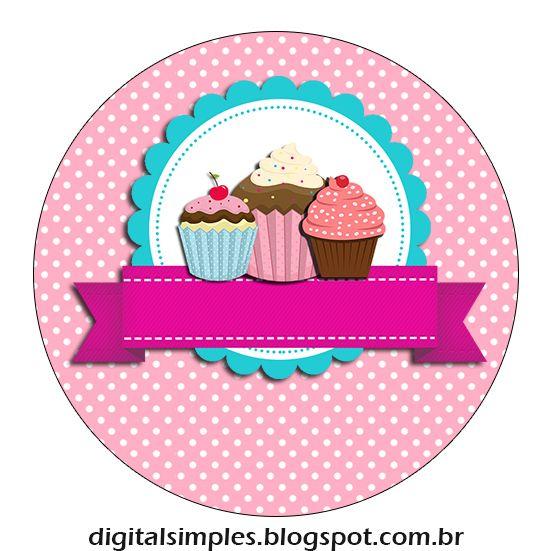 Convites Digitais Simples  Kit De Personalizados Tema Festa