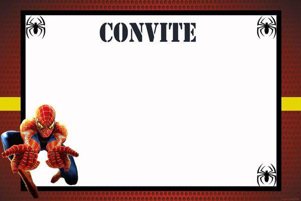 Convites Homem