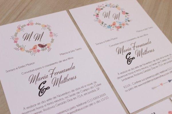 Pin De Blog De Casamento Diy Da Maria Fernanda Em Papelaria De