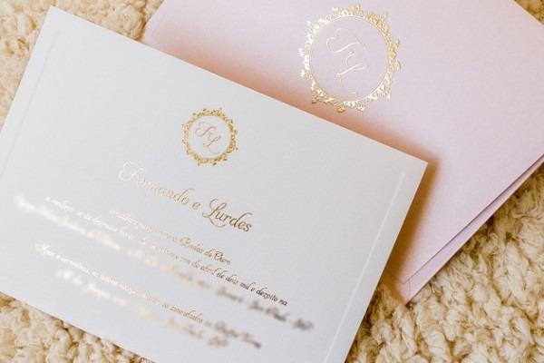 Convites Personalizados De Casamento