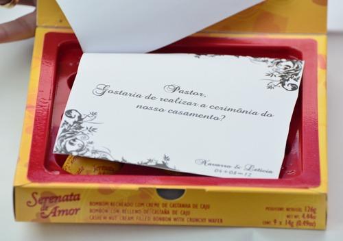 Finalmente Noiva  Convite Celebrante  Checked ✓