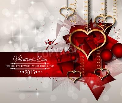 Fundo Do Dia Dos Namorados Para San Convites Para Jantar Romântico