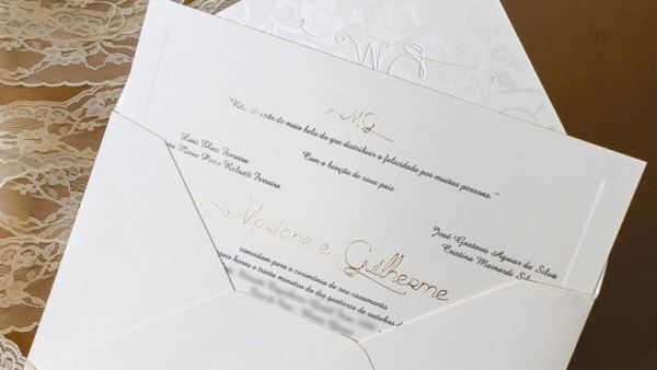 Como Escrever O Convite De Casamento Corretamente  Saiba Mais Em
