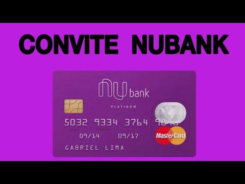 Nubank Convite 2017
