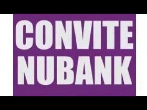 Tenho Convites Nubank Ilimitados😉
