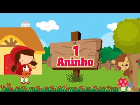 Convite Animado Chapeuzinho Vermelho By Pamella Mell