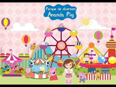Ananda Faz3  Parque Da Peppa (convite)  6
