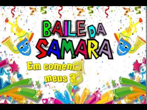 Convite Animado Tema Baile De Carnaval
