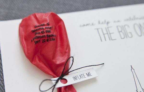 Balões Escritos À Mão Para Décor De Festa