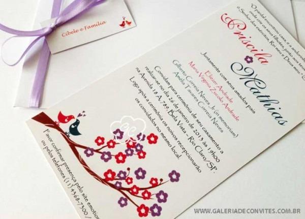 Impressão De Convites De Casamento Socorro