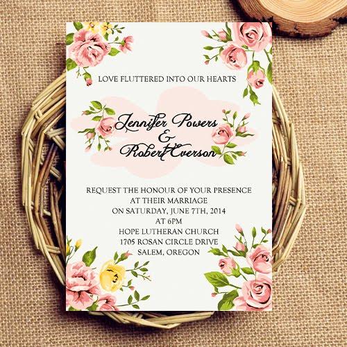 Convite De Casamento  5 Sites Para Download Gratuito