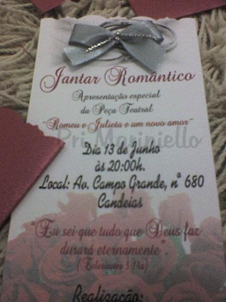 Pri Mariniello  Convite