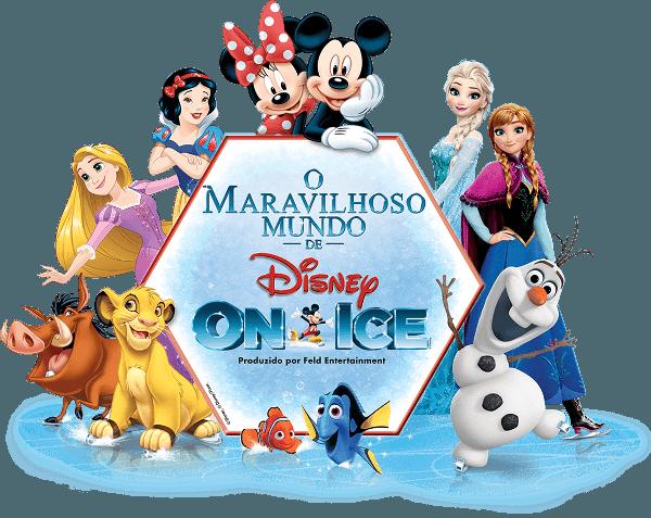 Disney On Ice 2018 Brasília