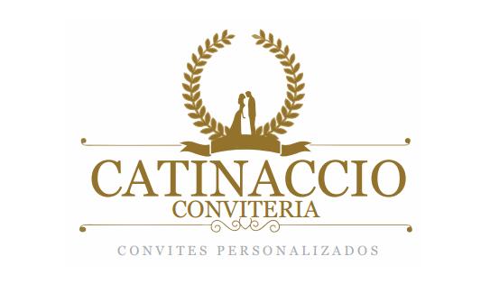 Logotipo Criado Para Empresa De Convites De Casamentos Catinaccio