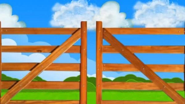Convite Animado Virtual Fazendinha Gif
