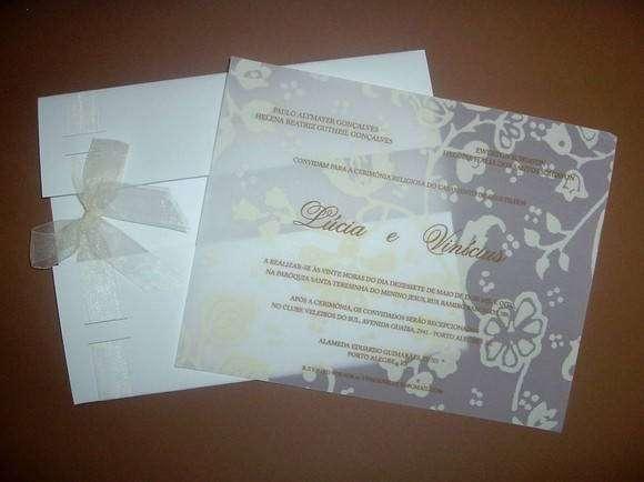 Conheça O Programa Para Fazer Convite De Casamento Em Casa