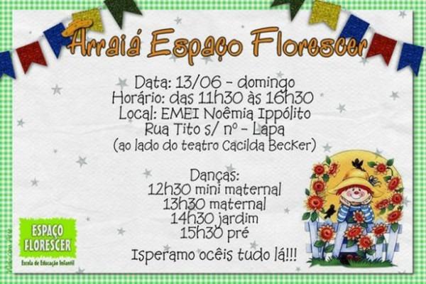 Convite Para Festa Junina  Criativos, Engraçados, Modelos Para