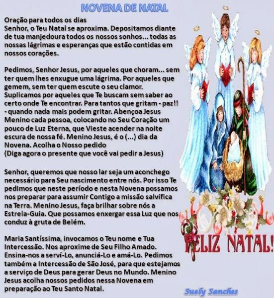 Comunidade Católica Milagre Da Vida  Novena De Natal