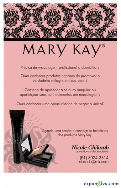 Panfletos Para Mary Kay M7268