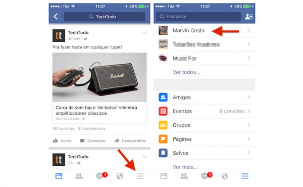Facebook  Saiba Como Editar Ou Apagar Comentários E Publicações