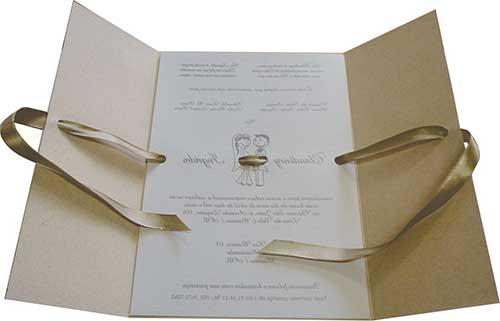 Como Montar E Fazer Convite De Casamento Passo A Passo