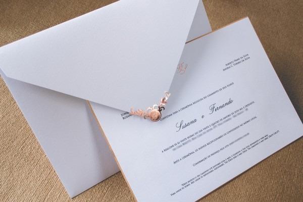 Preço Do Convite De Casamento  Saiba Quando Você Vai Gastar