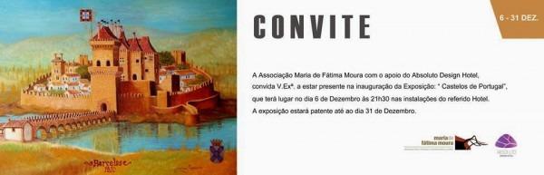 Arocoutinhoviana  Convite