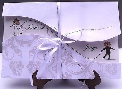 50 Convites De Casamento