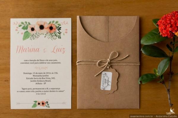 40 Convites De Casamento Diferentes