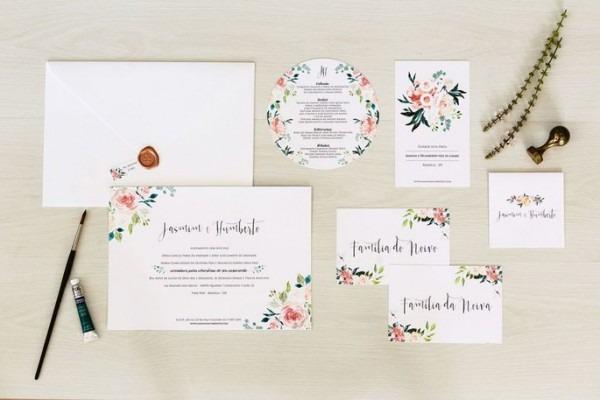 Convites De Casamento Em Brasília  Conheça Os Melhores Fornecedores!