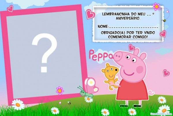 Molduras Peppa Pig
