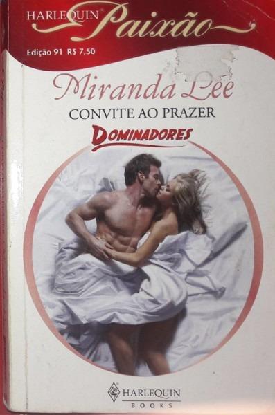 Convite Ao Prazer – Miranda Lee