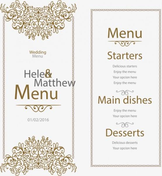 Convites De Casamento Vector Cartão De Convite Casamento Casamento
