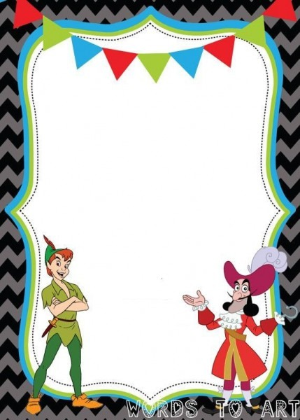 Festa Peter Pan  30 Dicas Para Fazer!