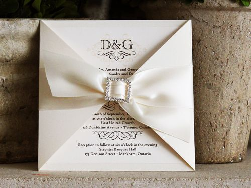 Modelos De Convites Para Casamento  Sofisticados, Modernos E De