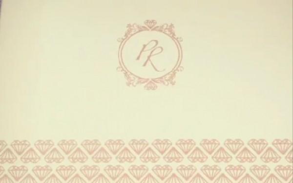 Madrinhas Famosas Mostram Detalhes Do Convite De Casamento De