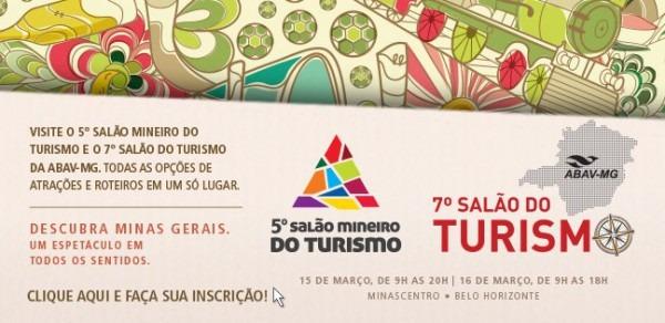Convite – 5º Salão Mineiro De Turismo