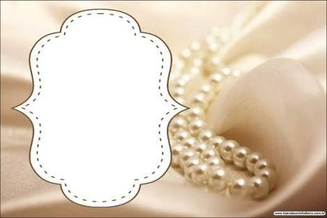Resultado De Imagem Para Convite Para Culto De Mulheres Perolas
