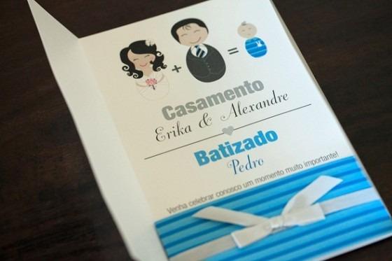 Batizado + Casamento