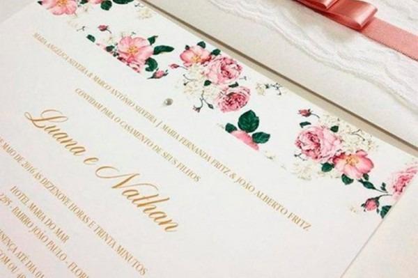 Dica  Como Colocar A Lista De Presentes No Convite De Casamento