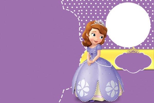 Decoração De Festa Princesa Sofia → 50+ Dicas, Bolos (veja Mais!)