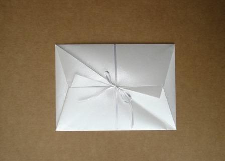 Convite De Origami Para Casamento